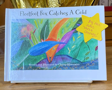 Books - Fleetfoot Fox Catches a Cold