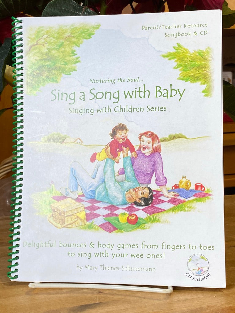 Music Books - Sing a Song with Baby