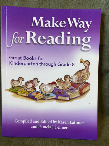 Make Way for Reading