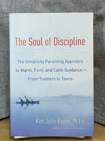 The Soul of Discipline Hardback