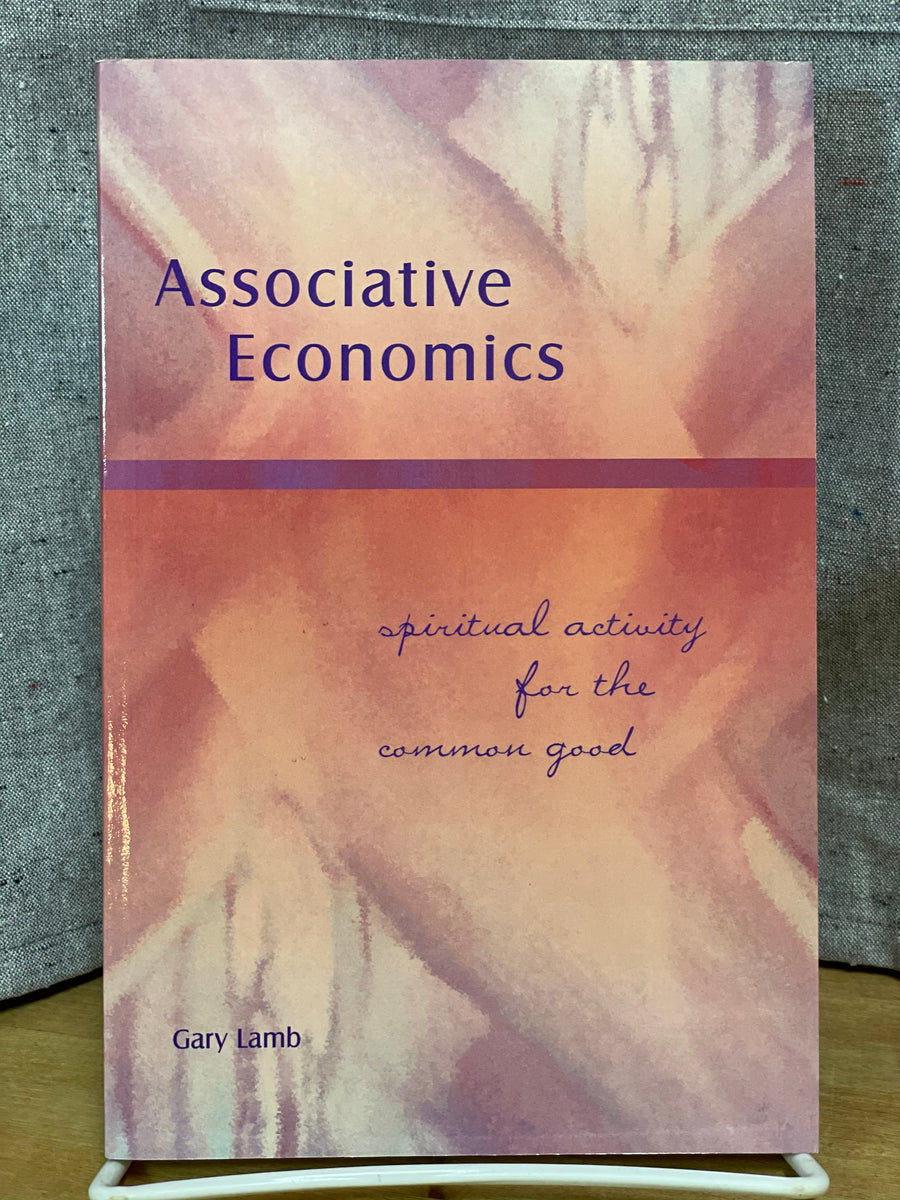 Books - Associative Economics