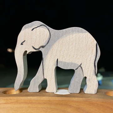 Grimm's Decorative Figure Elephant