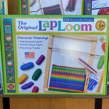 Lap Loom w/ accessories