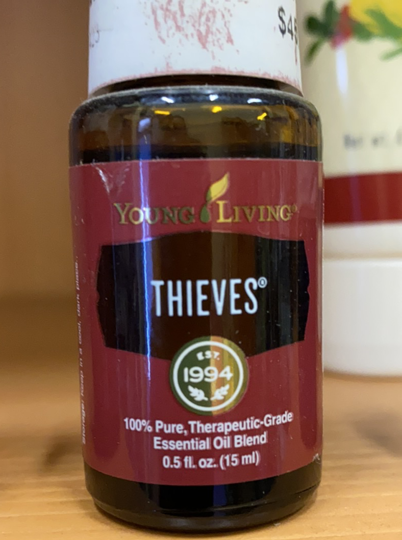 YL Essential Oil Blend - Thieves 15ml