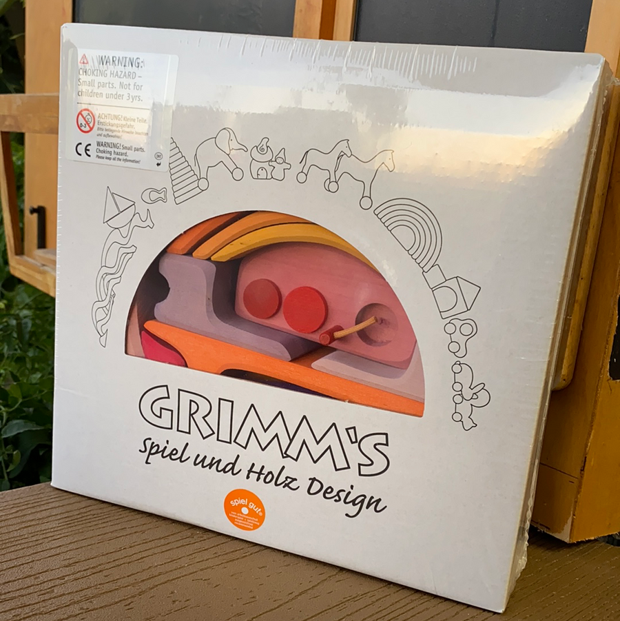 Grimm's Mobile Home