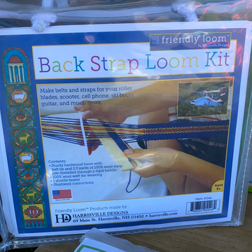 Back Strap Loom Kit