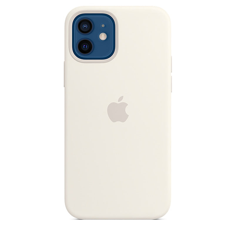 iPhone 12 | 12 Pro Silicone Case-Five Colors