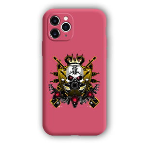 [Grand Theft Auto]Complete iPhone Models New Liquid Silicone Mobile Phone Case