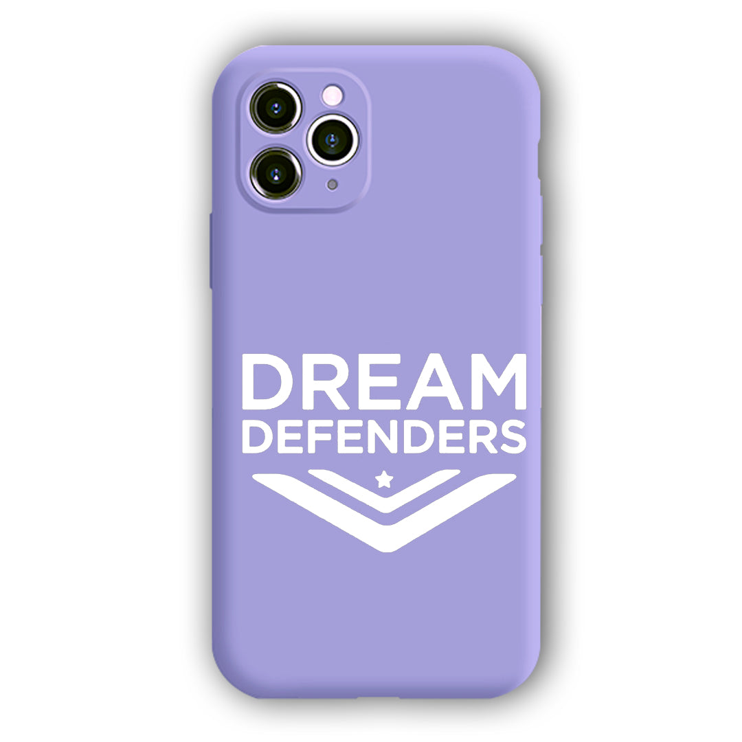 [Dream Defenders]Complete iPhone Models New Liquid Silicone Mobile Phone Case