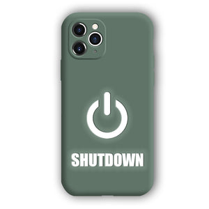 [Shutdown]Complete iPhone Models New Liquid Silicone Mobile Phone Case