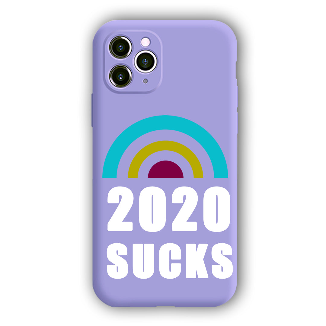 [2020 Suck]Complete iPhone Models New Liquid Silicone Mobile Phone Case