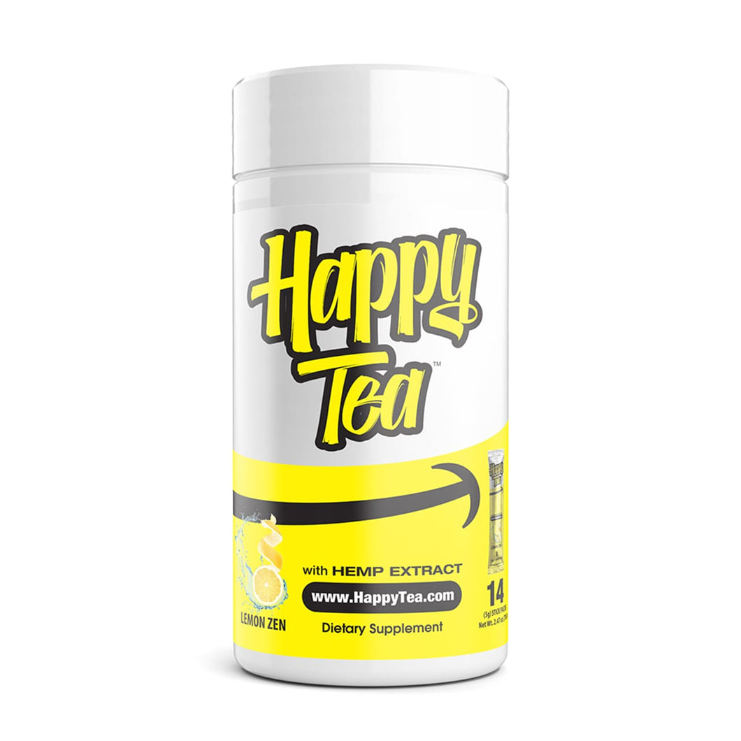 Happy Tea – Lemon Zen