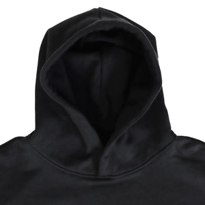 3M REFLECTIVE 'UGLY' HOODIE - BLACK