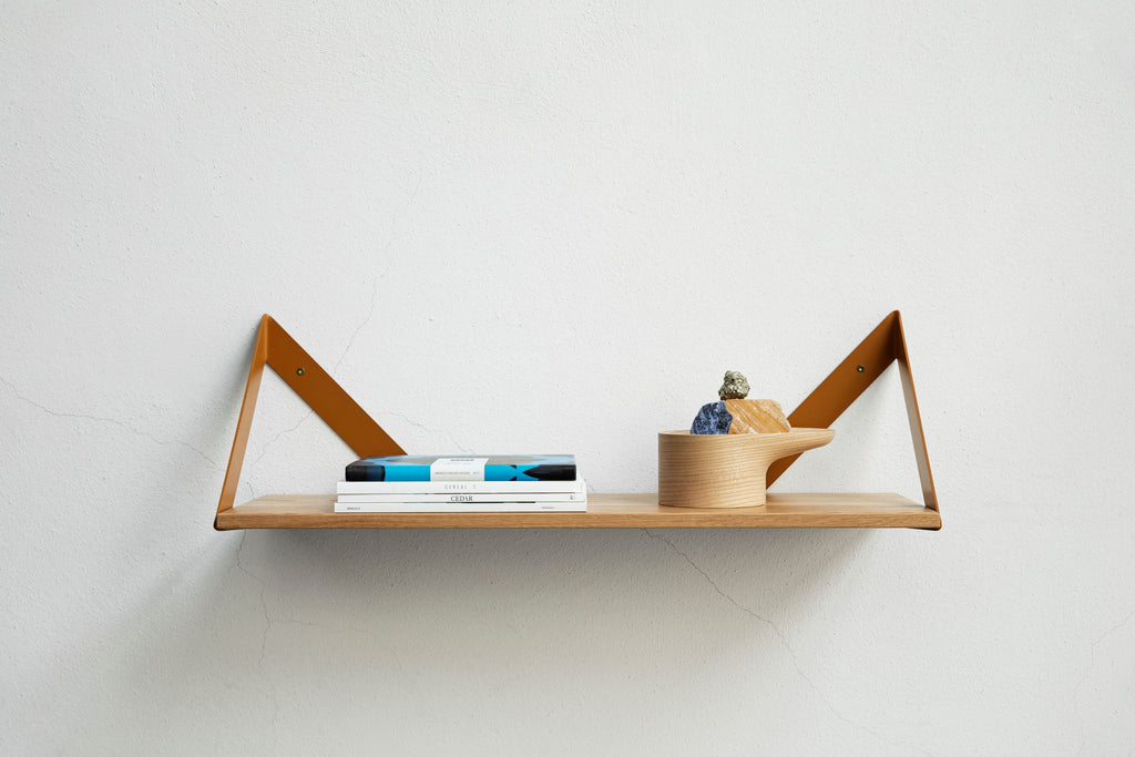 6045 Wall Shelf by Makers With Agendas
