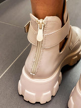 BOTTINES MAEVA BEIGE