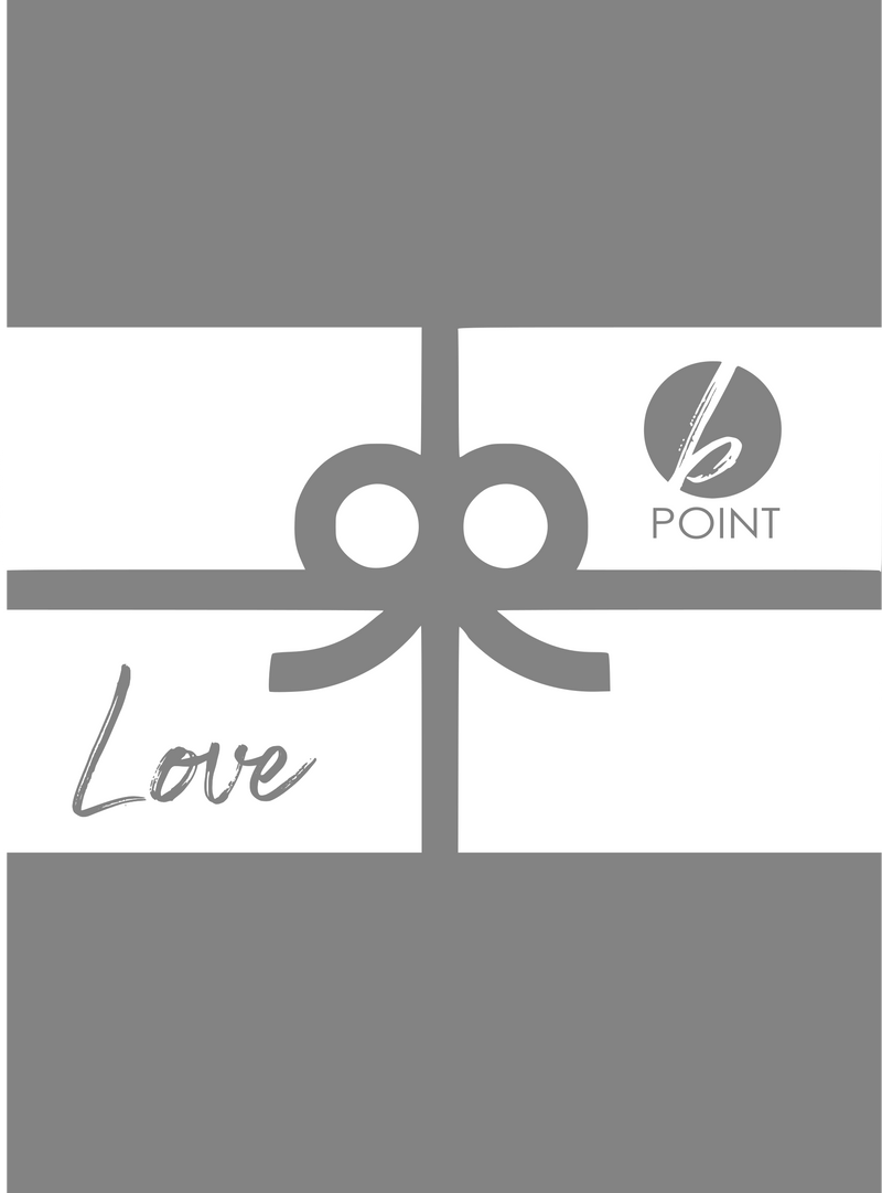 Carte-cadeau E Boutique Point B