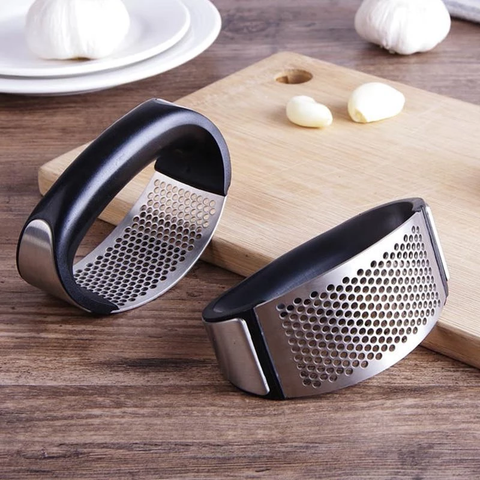 Garlic Press - Garlic Crusher - Best Garlic Press