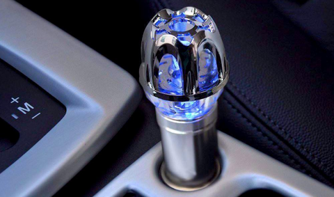 Car Air Purifier - Mini Air Purifier - Car Ionizer