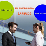 Translating Earbuds - Language Translating Earbuds
