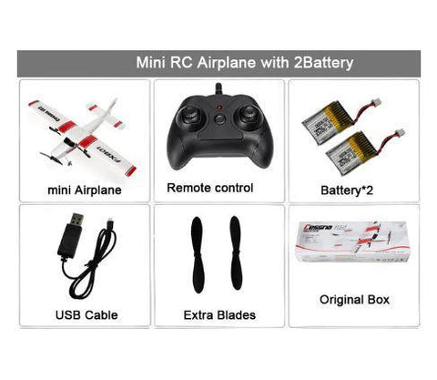 RC Airplane - RC Planes - Remote Control Airplanes