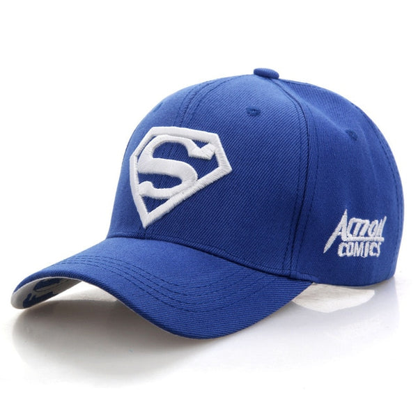 Superman Casual Outdoor Hat