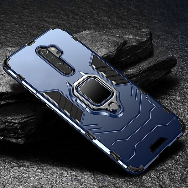 KEYSION Shockproof Case for Redmi 9A 9C Note 8 Pro 9s 8 8A 7 7A 8T K20 Back Phone Cover for Xiaomi Mi 9T A2 A3 Mi 9 SE mi 9 lite