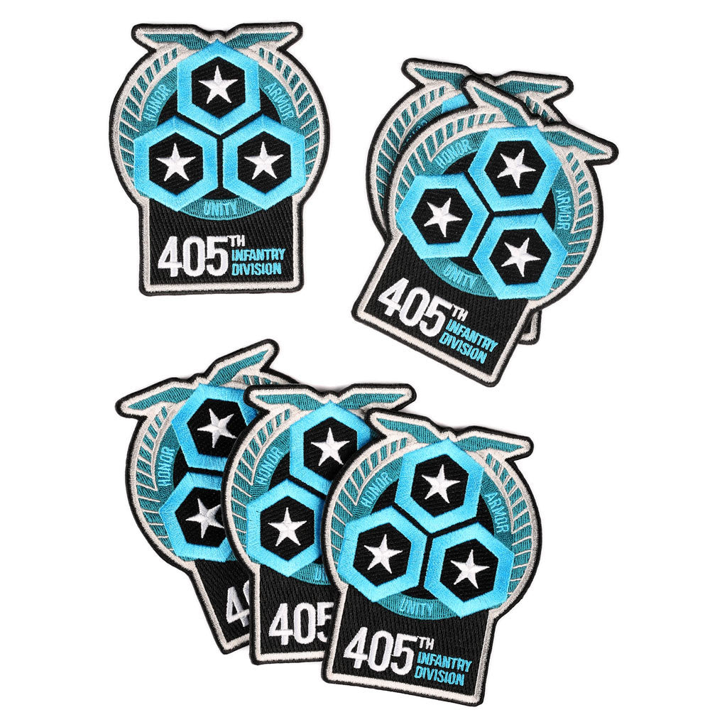 405th Standard Patch