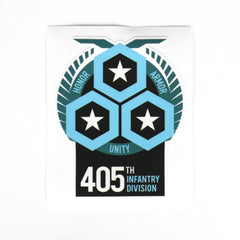 405th Division Sticker