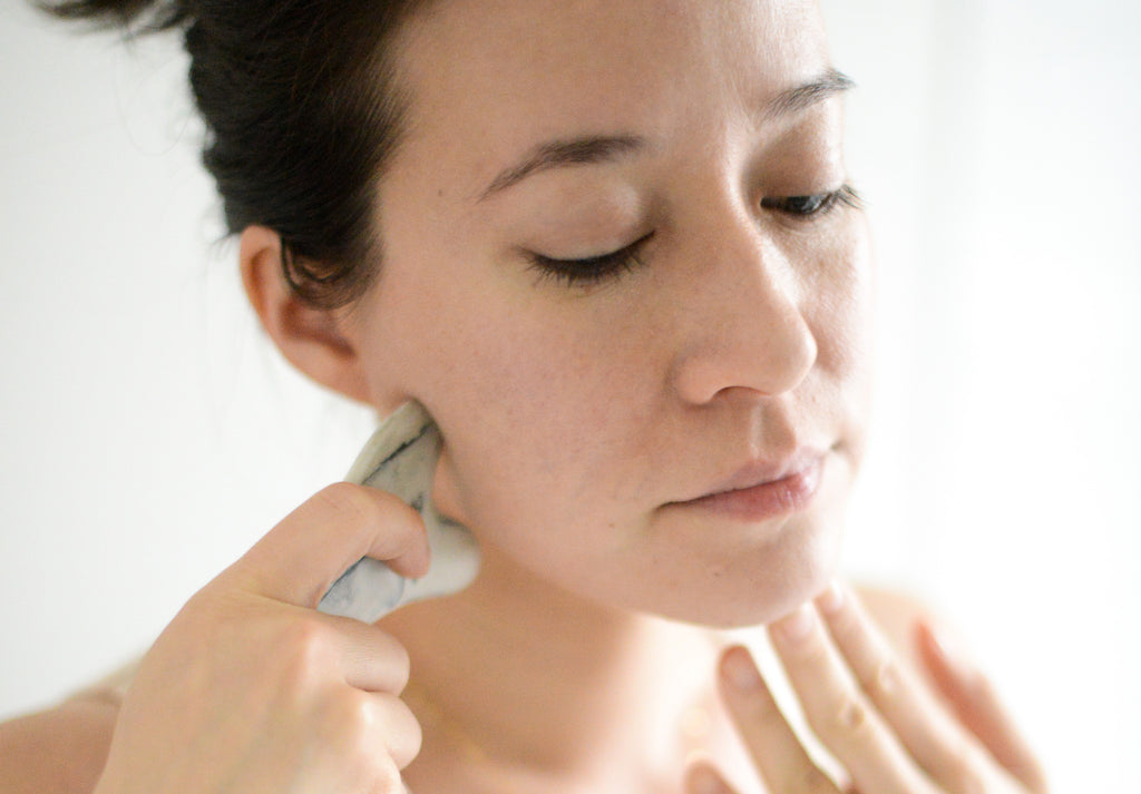 Gua Sha Facial Massage