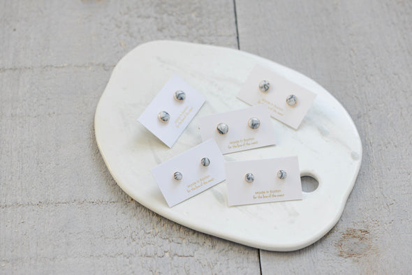 Heritage Stud Earrings