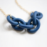Navy Blue Harbor Chain