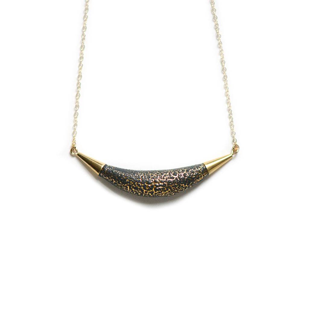 Lava Arc Necklace