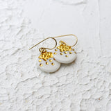 Midnight Kiss Earrings - Minis