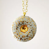 Large Uni Sea Urchin Necklace