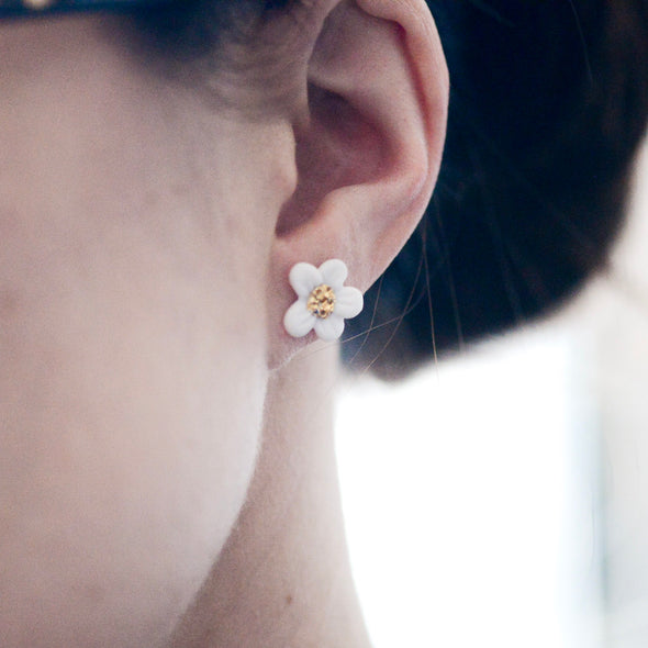 Flower Bloom - Hibaisies - Earrings