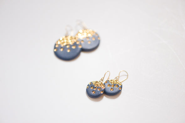 Midnight Kiss Earrings