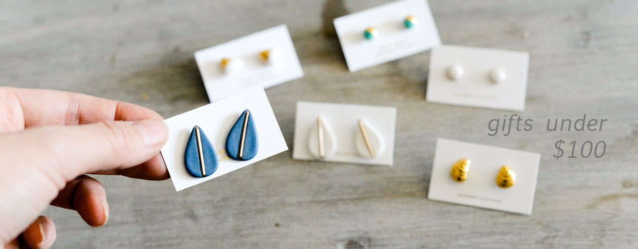 Porcelain Jewelry Gifts under $100