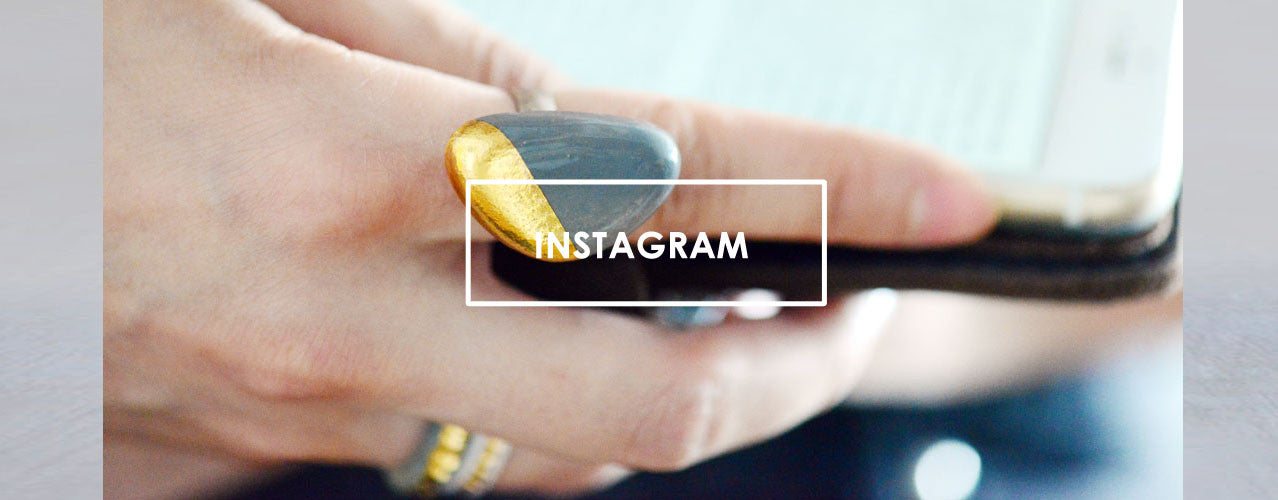 Follow Porcelain and Stone on Instagram