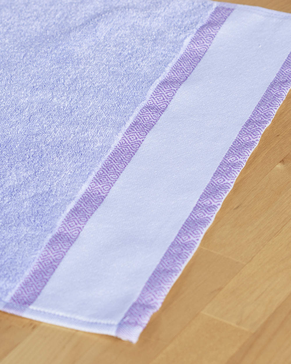 "Purple Hand Towel (SIZE 16""X 32"")"