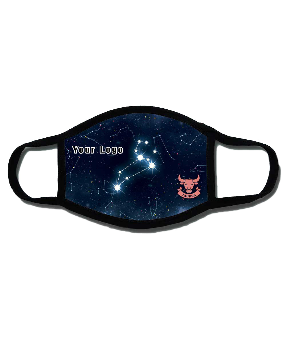 Taurus Face Mask,Reusable, Washable, Breathable