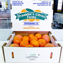 Franklin's Winter Blend Citrus Box- Coming Soon- January 2021