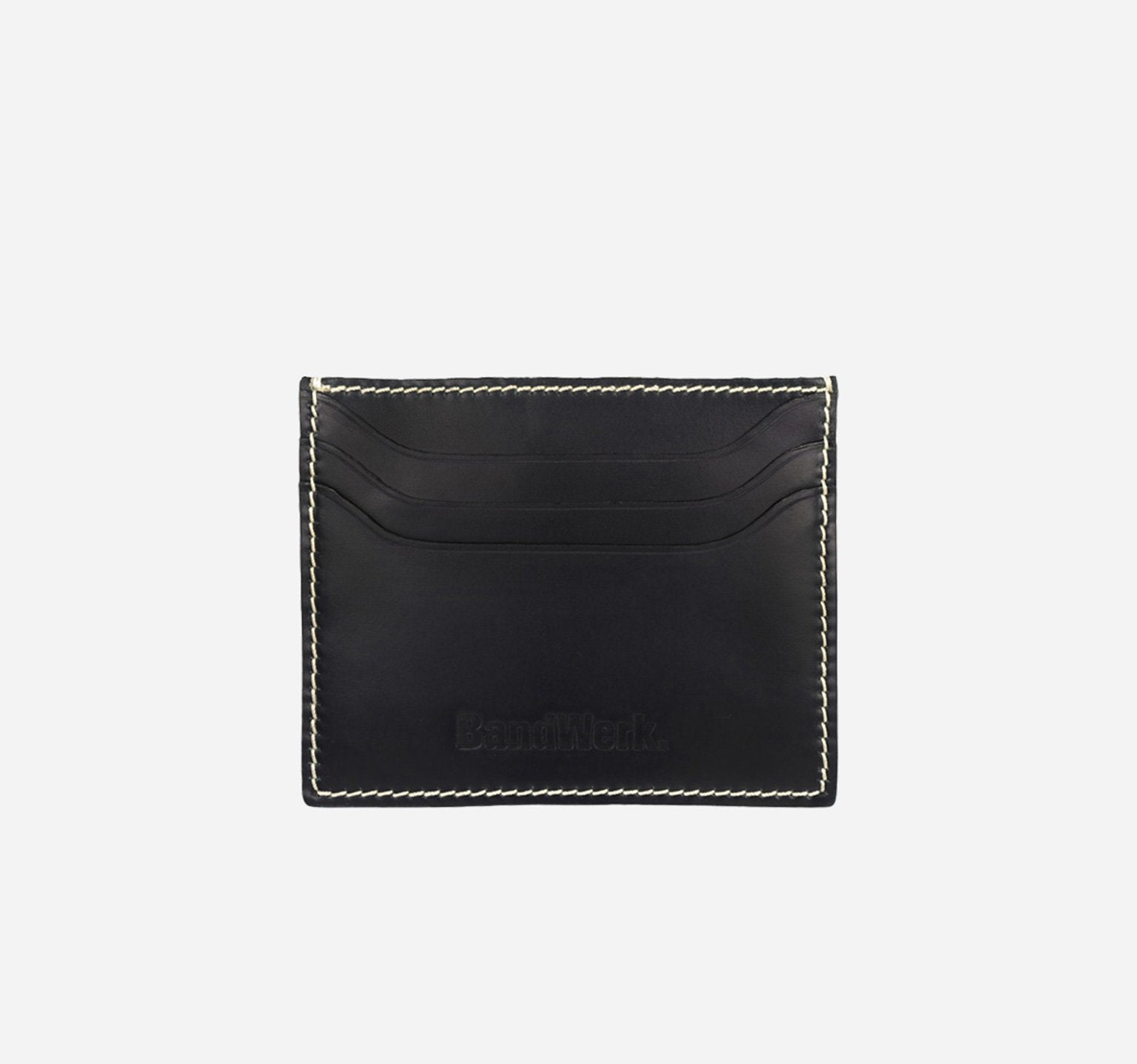 Cordovan | Black | Card Holder