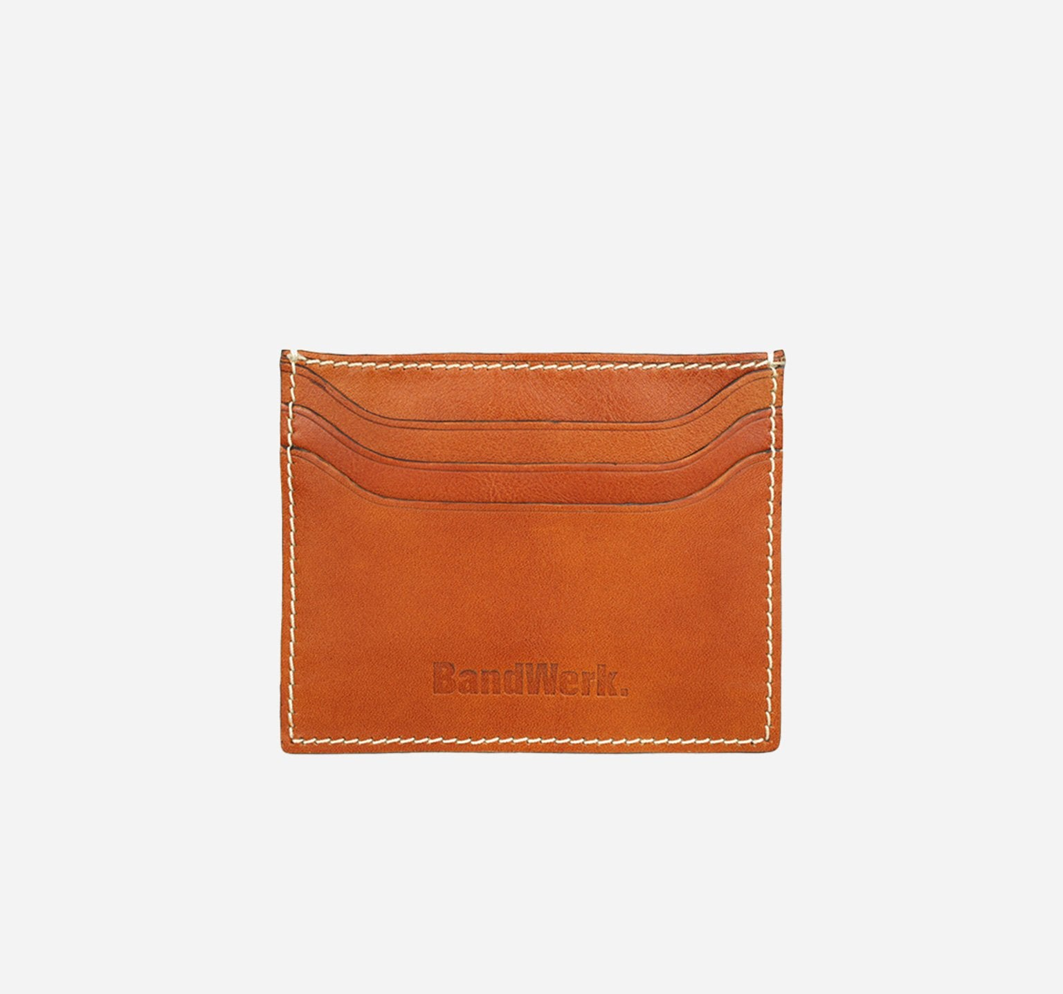 Nappa | Light Brown | Card Holder