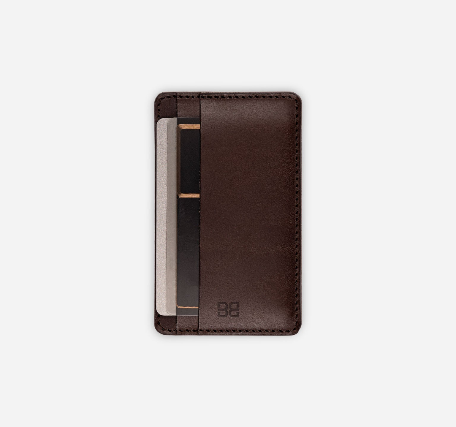 Nappa | Dark Brown | MagSafe Wallet