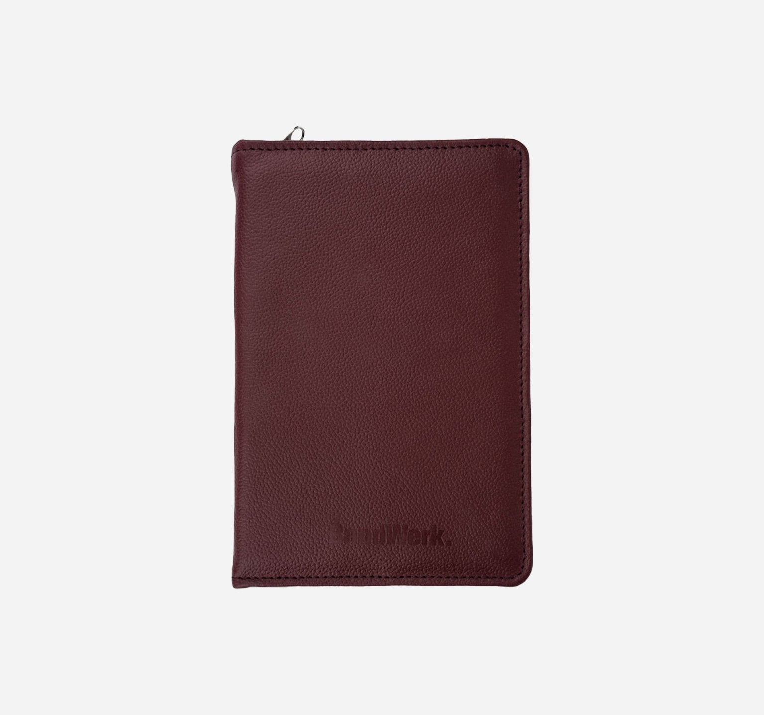 Nappa | Dark Red | Travel Case