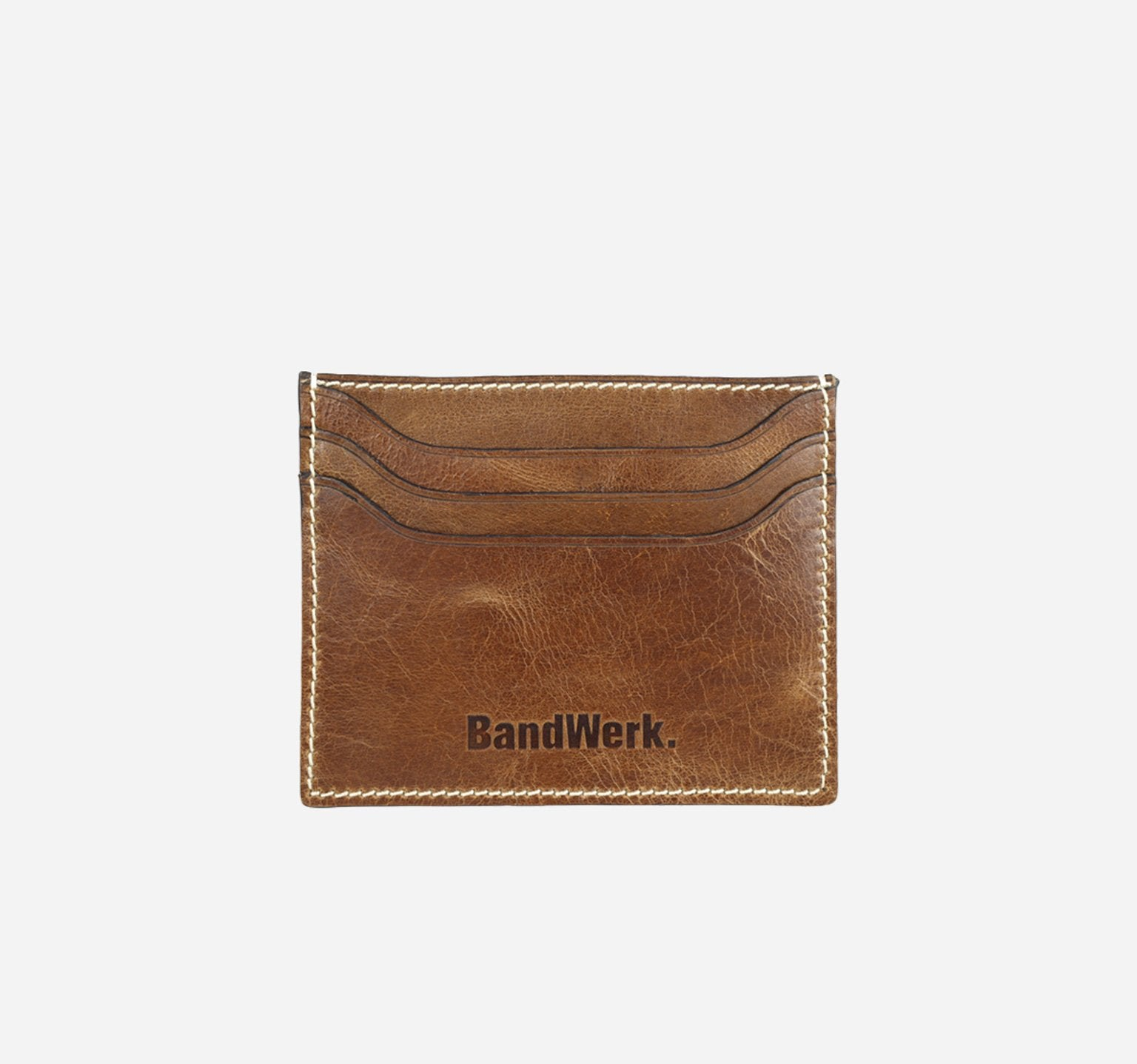 Vintage | Mörkbrun | Card Holder