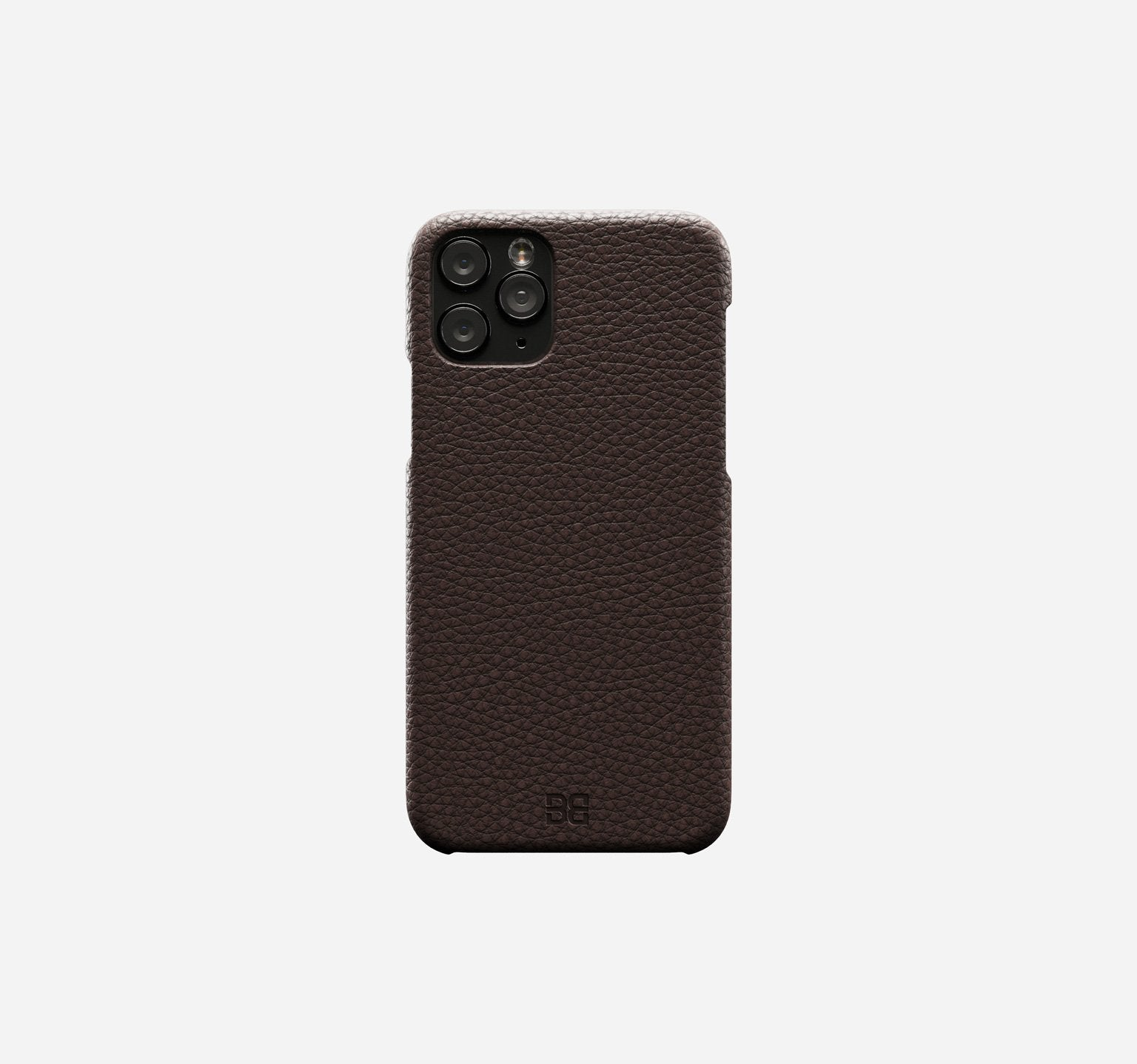 Nappa | Dark Brown | iPhone 11 Pro Max