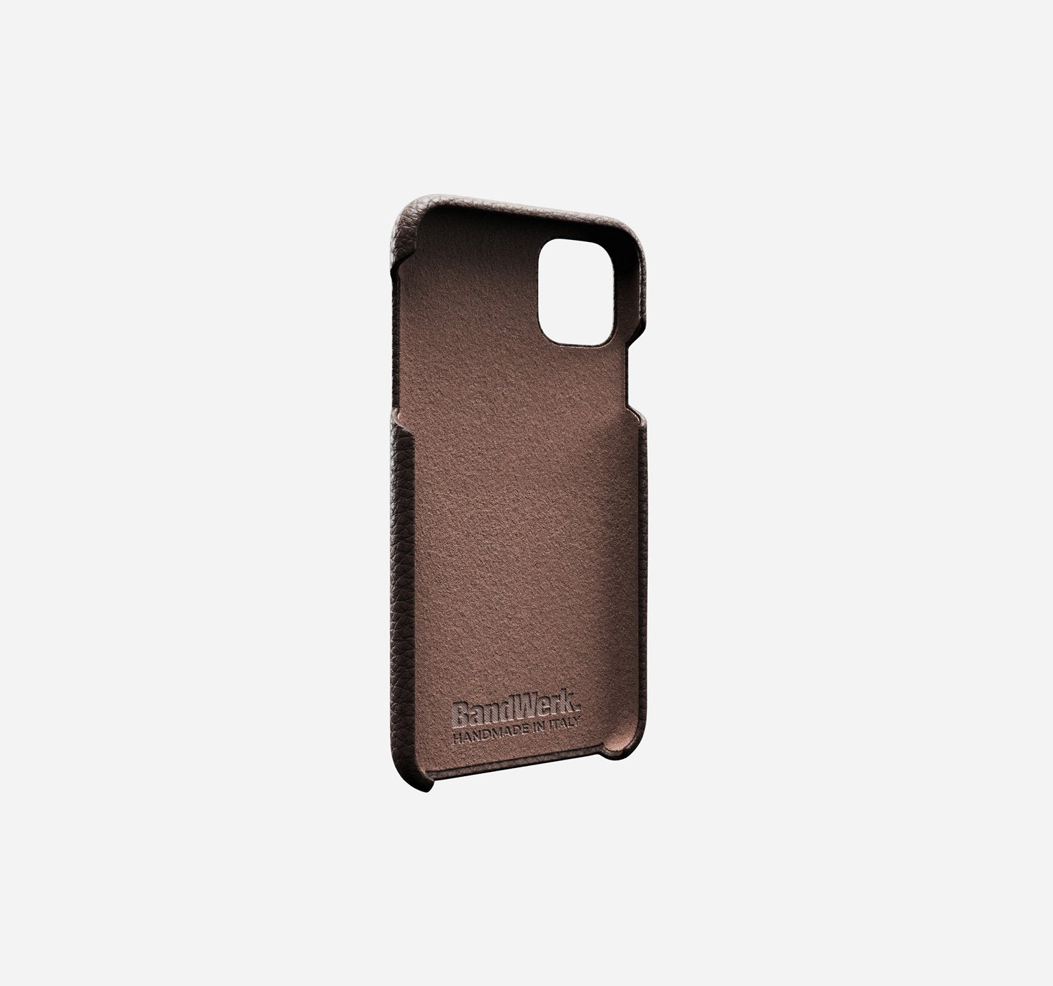 Nappa | Dark Brown | iPhone 11