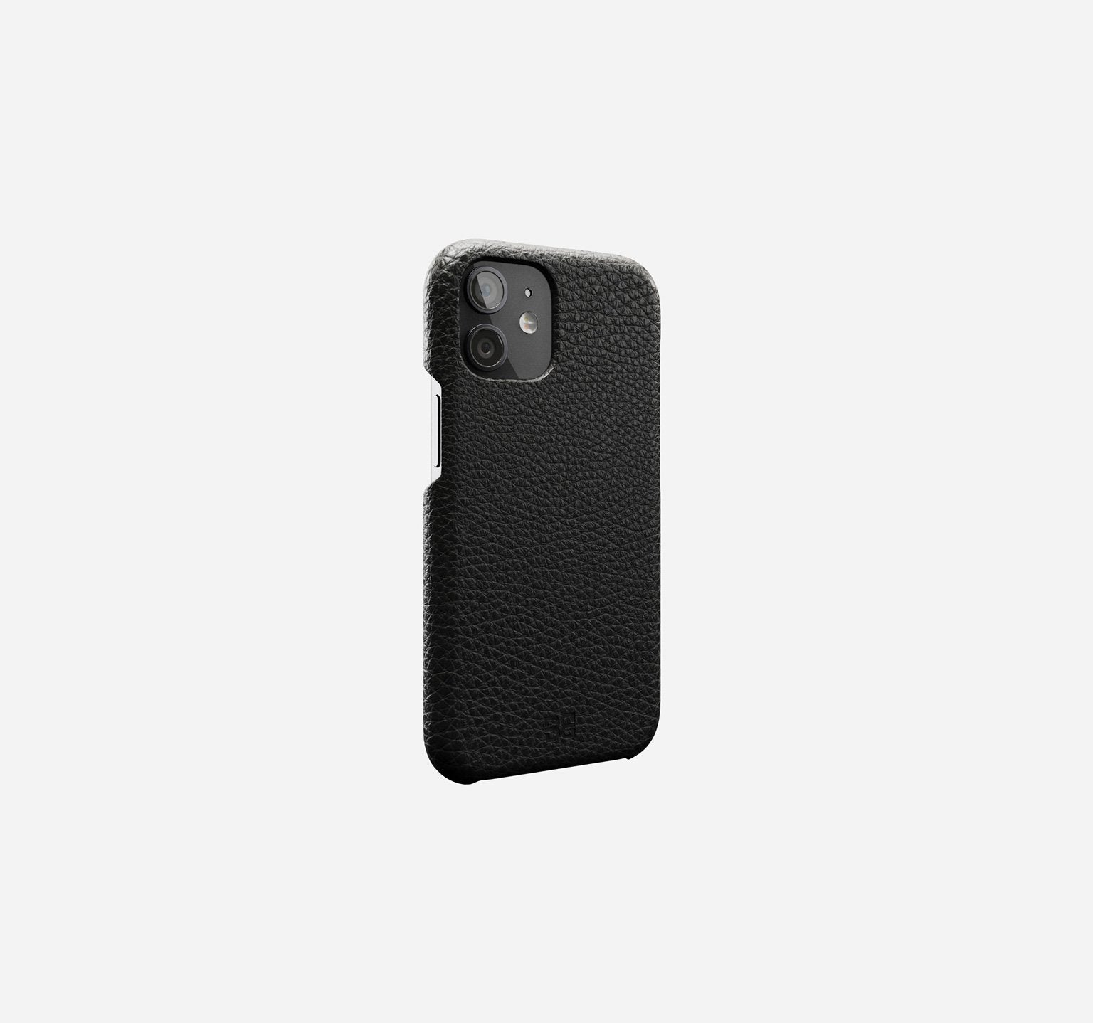 Nappa | Black | iPhone 12 Mini