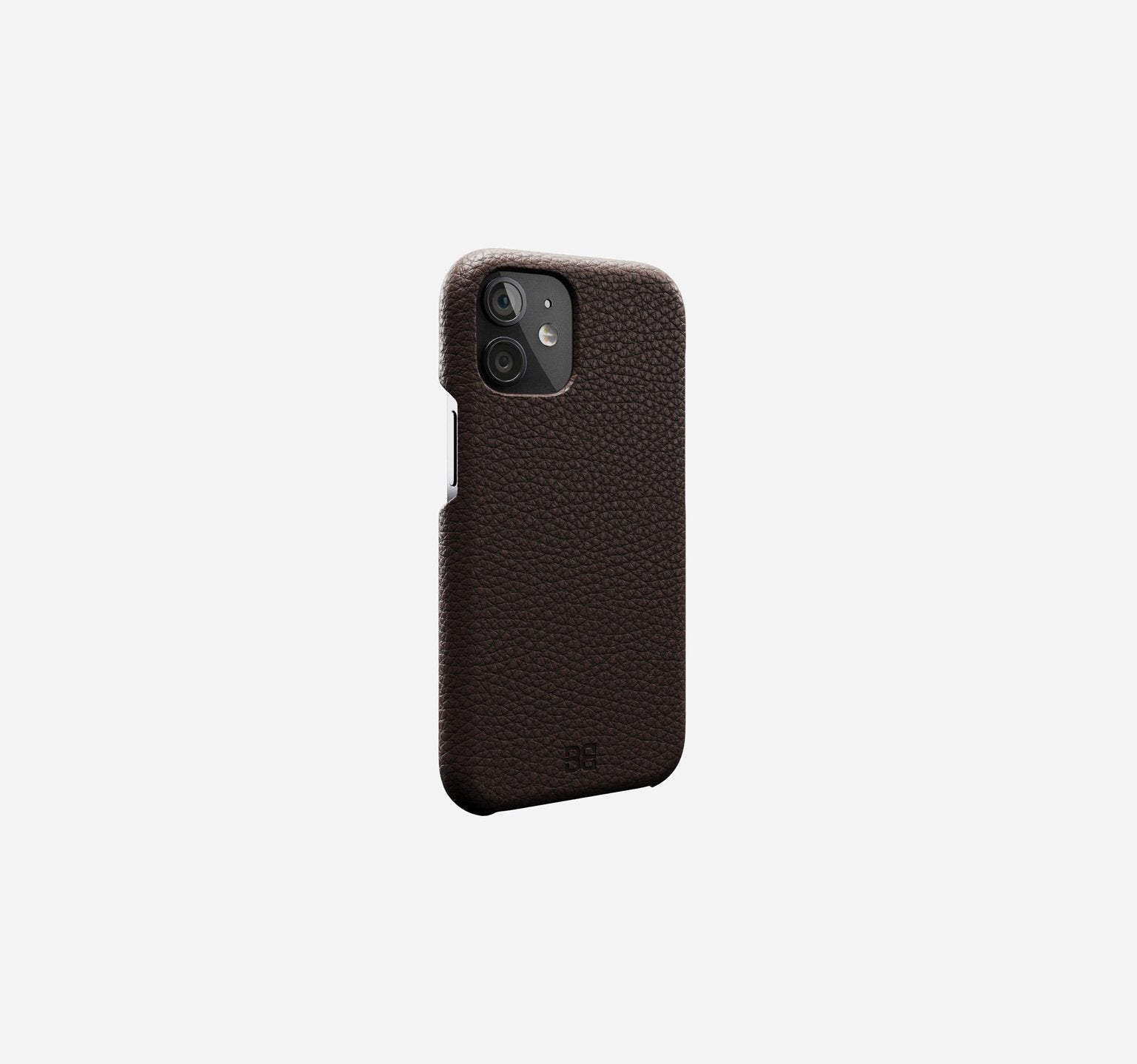Nappa | Dark Brown | iPhone 12 Mini